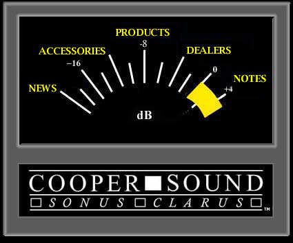 Cooper Sound Systems, Inc.